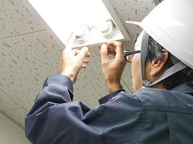 適正価格でオフィスの電気・空調設備工事を提供