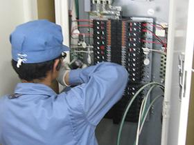 電話・ネットワーク工事以外の工事内容にも一括対応