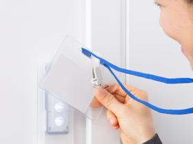 入退室管理システムの導入