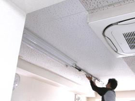 電気・空調設備工事