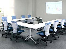 会議用のテーブル・椅子
